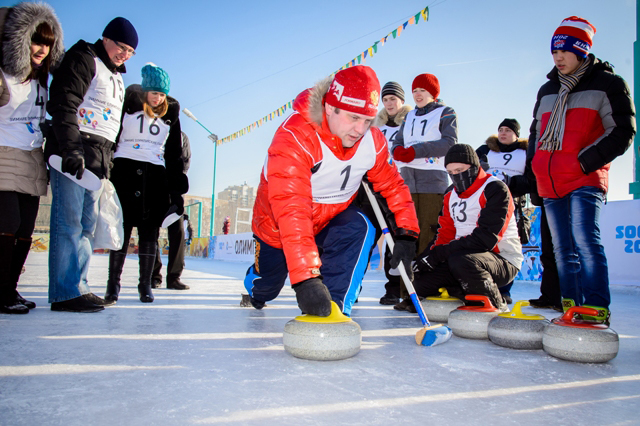 знакомство детей с олимпийским движением